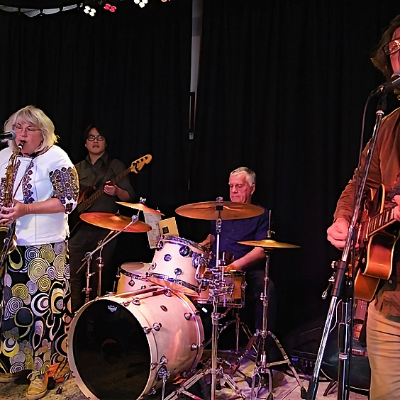 Masque Up Ball w/Wrack & Ruin and the Jonathan Richman Experience