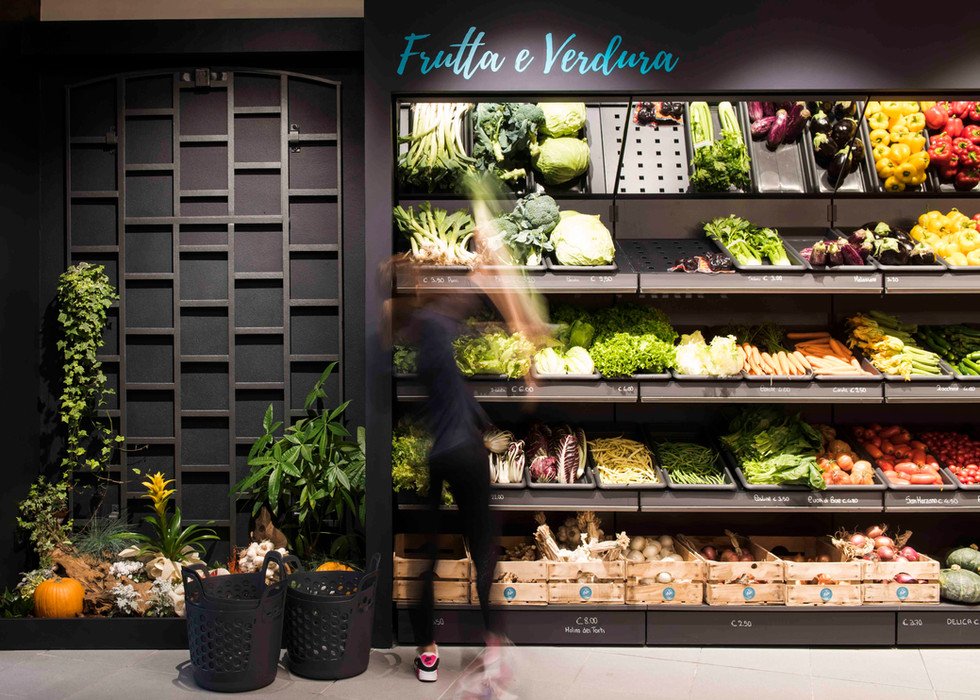 espositore frutta e verdura I fruit and vegetable exhibitor