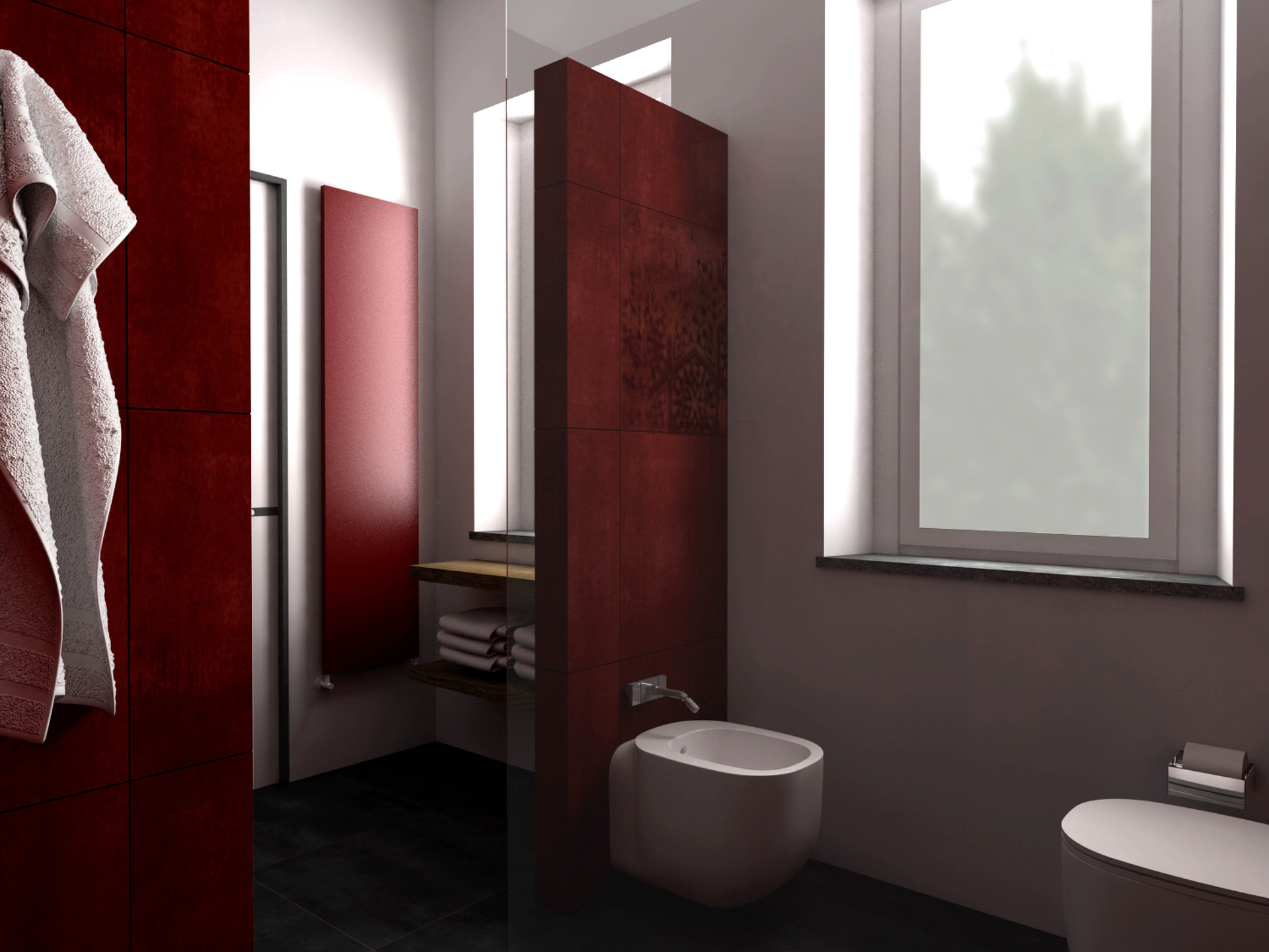 bagno (camera da letto) I bathroom (bedroom)