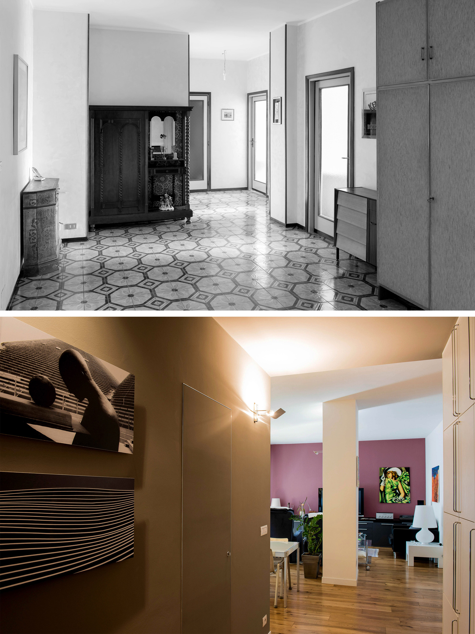 Prima-Dopo I Before-After