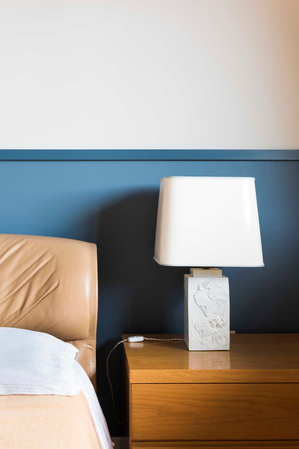 dettaglio camera da letto I bedroom detail
