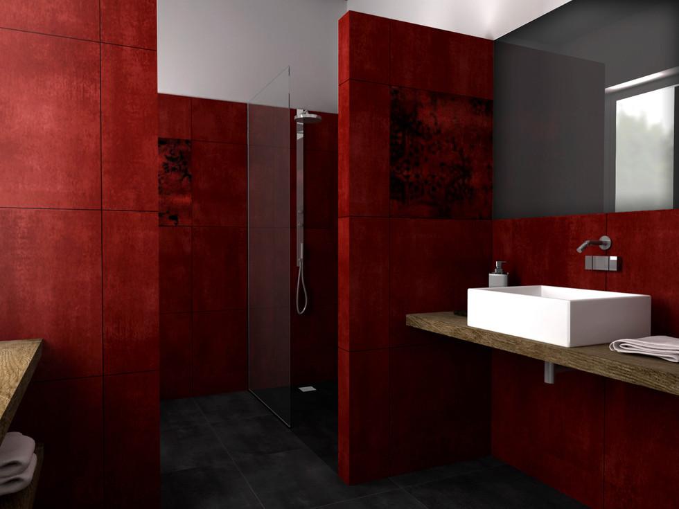 bagno (camera da letto) I bathroom (bedroom)