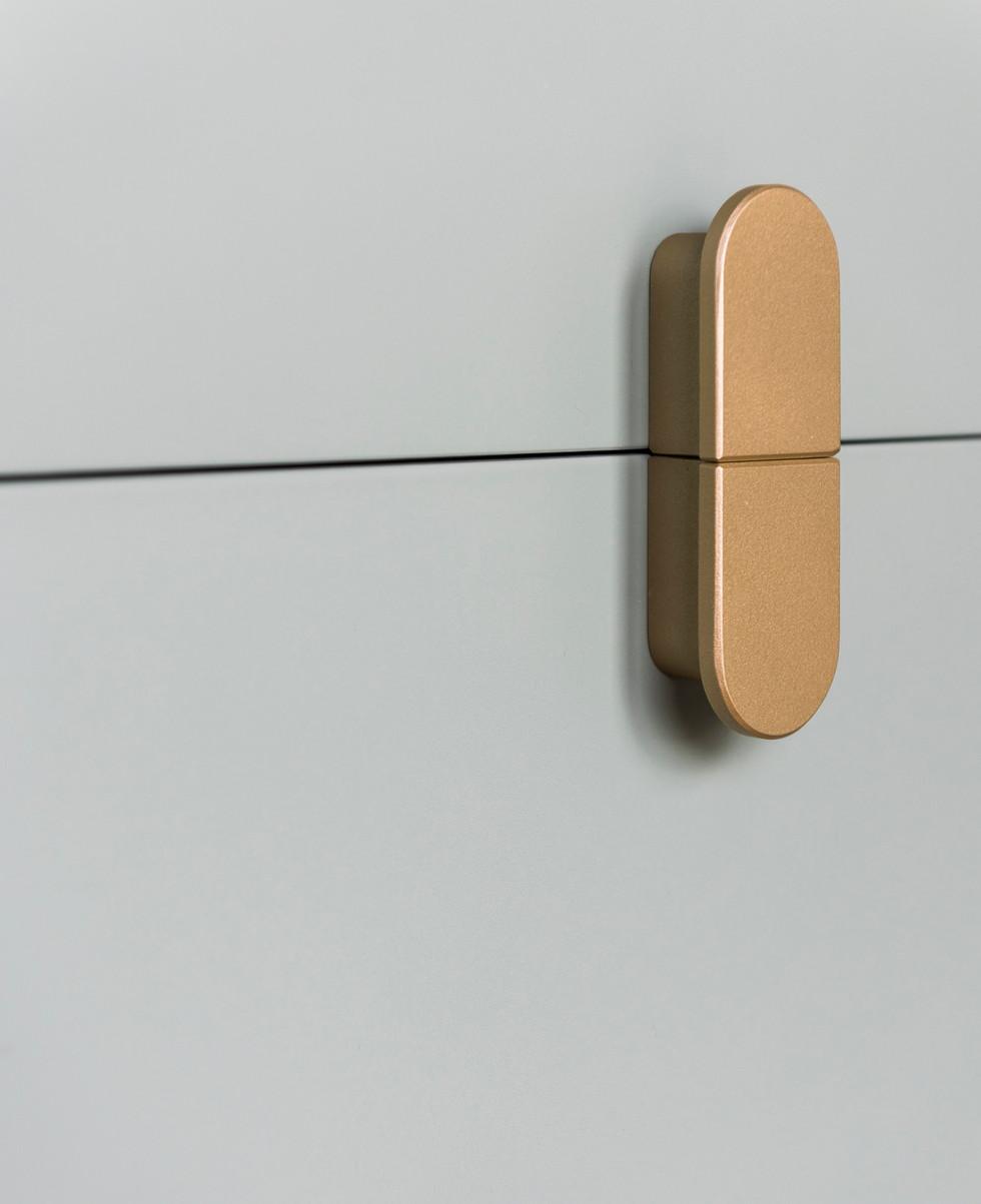 dettaglio pomello I knob detail
