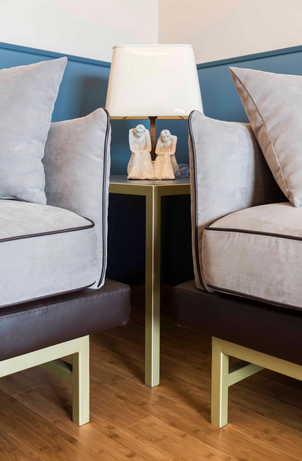 dettaglio divani I sofas detail