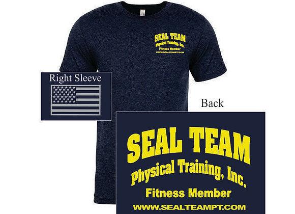 Men's Tri-Blend Crewneck T-Shirt