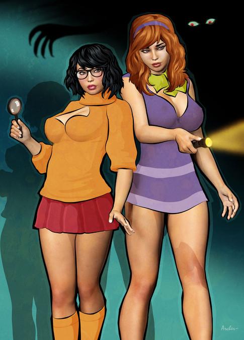 Velma and Daphne