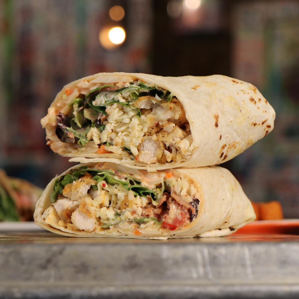 MOTHER CLUCKER WRAP