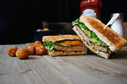 S.O.B Turkey Burger