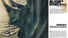 Stefano Zagaglia Interview Artim Magazine