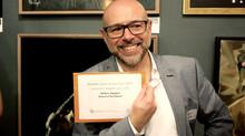 "Wildlife Artist of the year 2014 - Winner ""Wildlife"" category"