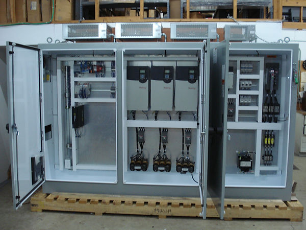 4.16.19 - Electrical Cabinet for EB Meta