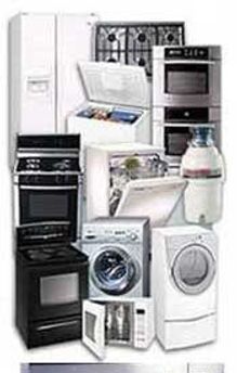 Appliances Repaired out of Warsaw, NY covering Batavia and Geneseo and Wyoming County, Genesee County, Livingston County, New York