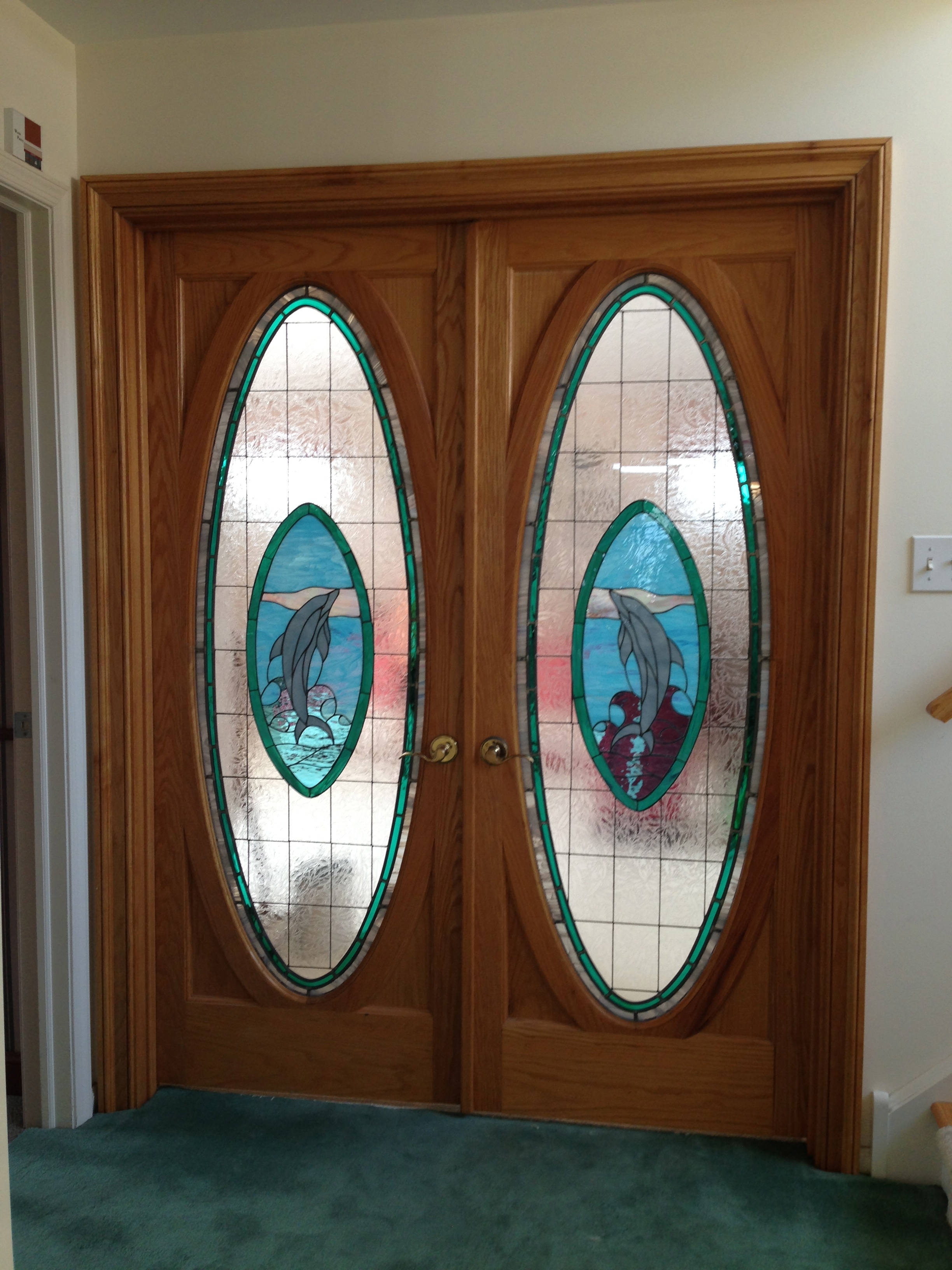 Dolphin Door Panel Repair
