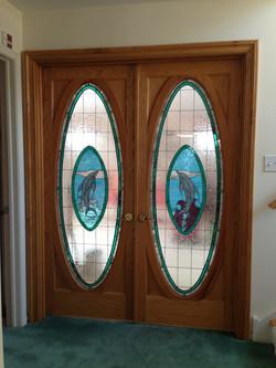 Dolphin Door Panel Repair