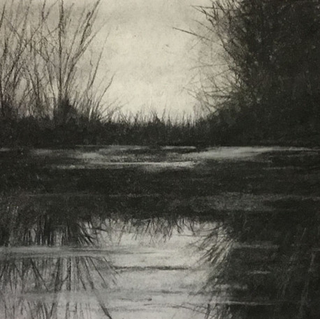 Millpond Reflections