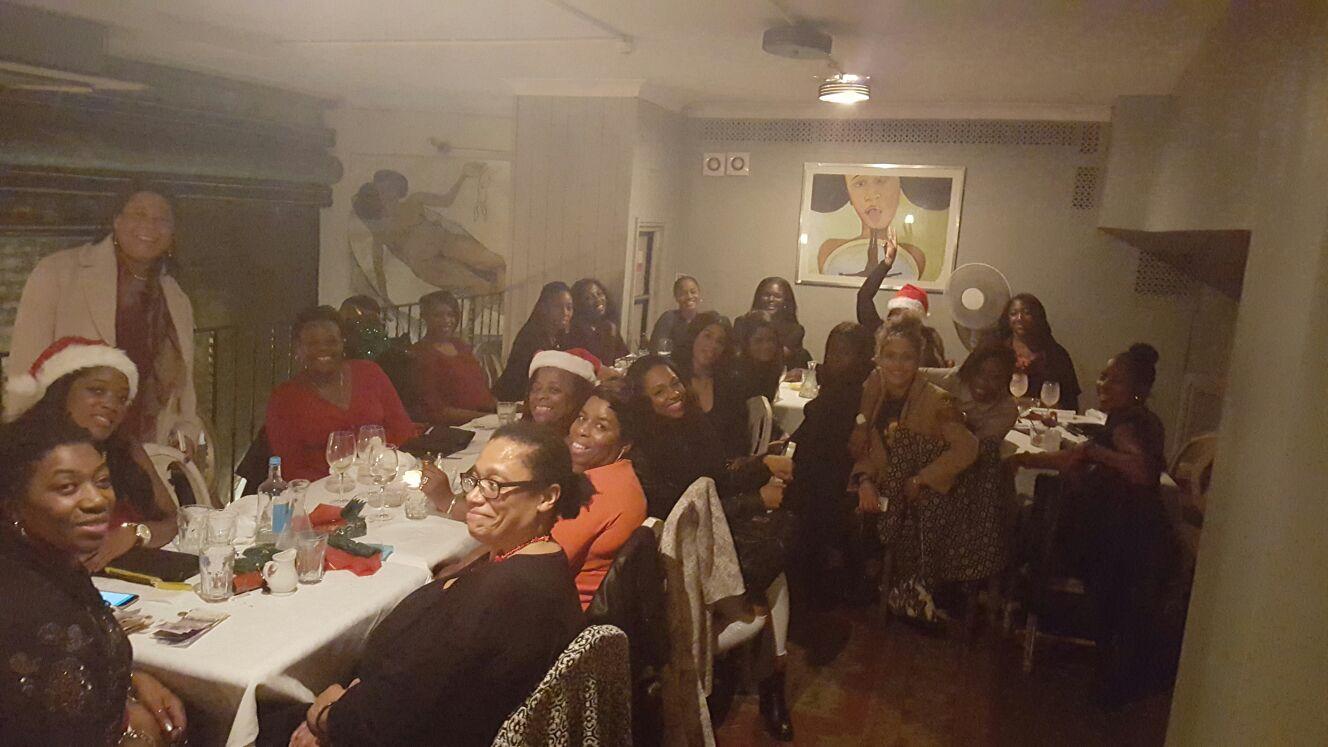 Christmas Dinner 2015