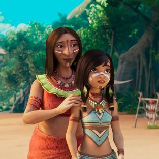 Ainbo - Spirit of the Amazon