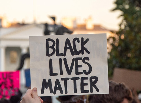 Black Lives Matter and I Need to do Better