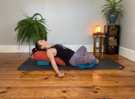 At-Home Yoga Prop Alternatives