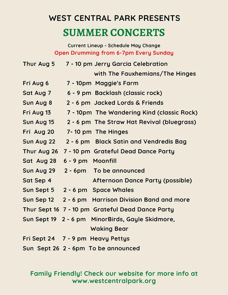 WEB FLYER 8-02-21-Summer Concerts Schedule.png