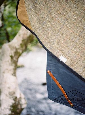 Moorswood - Dart Roll Field Rug