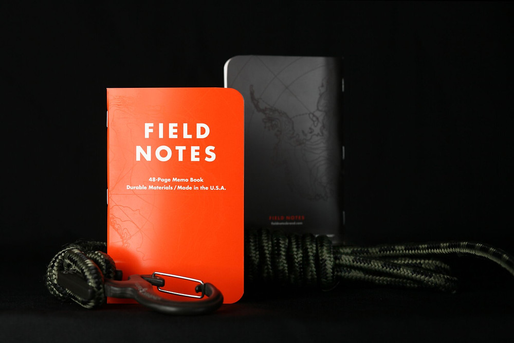 Field Notes Expedition Notebook