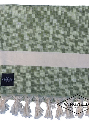 Wingfield's - Travel Towel - Green