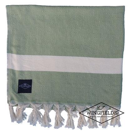 Wingfield's - Travel Towel - Green