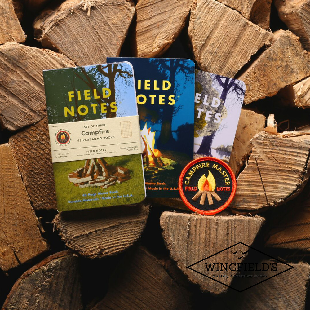 Field Notes Campfire Notebook
