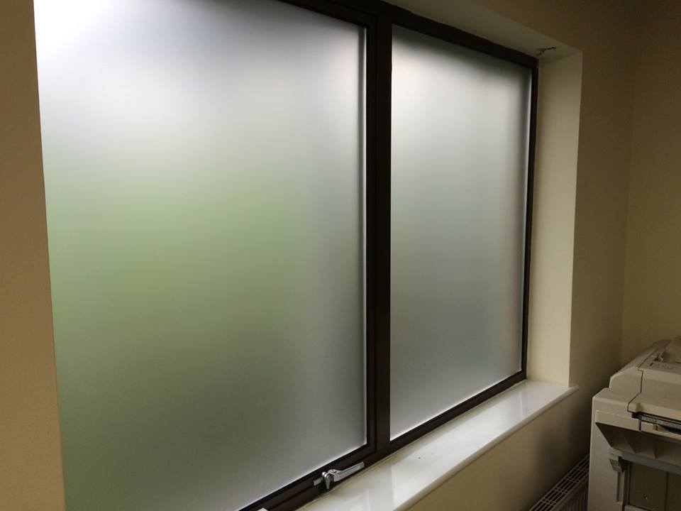 Etch Privacy Film