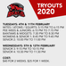 2020 Winter Season Tryouts