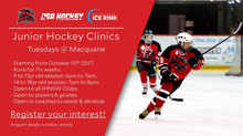 Junior Hockey Clinics @ Macquarie