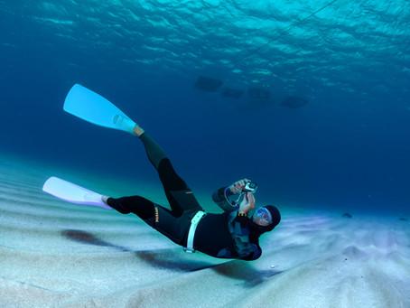 『自潛』練習自由潛水的五大好處