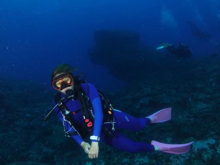 『裝備』就是要浮誇!把海底當成伸展台吧!