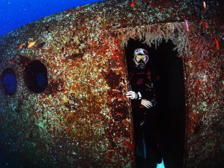 『沉船』盤點恆春周遭4個沉船潛點,你都去過了嗎?