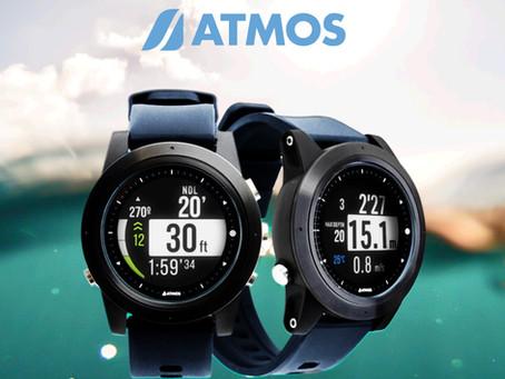 『裝備』ATMOS MISSION ONE 電腦錶