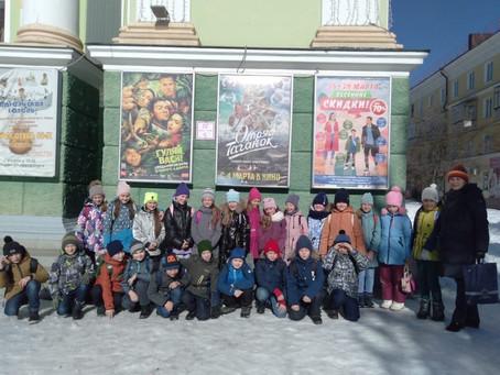 Ученики Гимназии 14 посмотрели фильм «Отряд Таганок»