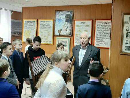 Экскурсия в музей трудовой славы БМК