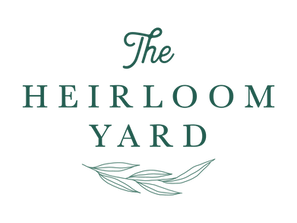 The Heirloom Yard is an small scale flower farm on Amelia Island, Florida - producing locally-grown fresh cut flowers.