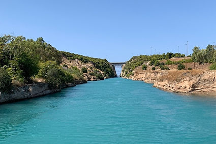 blue river, bridge