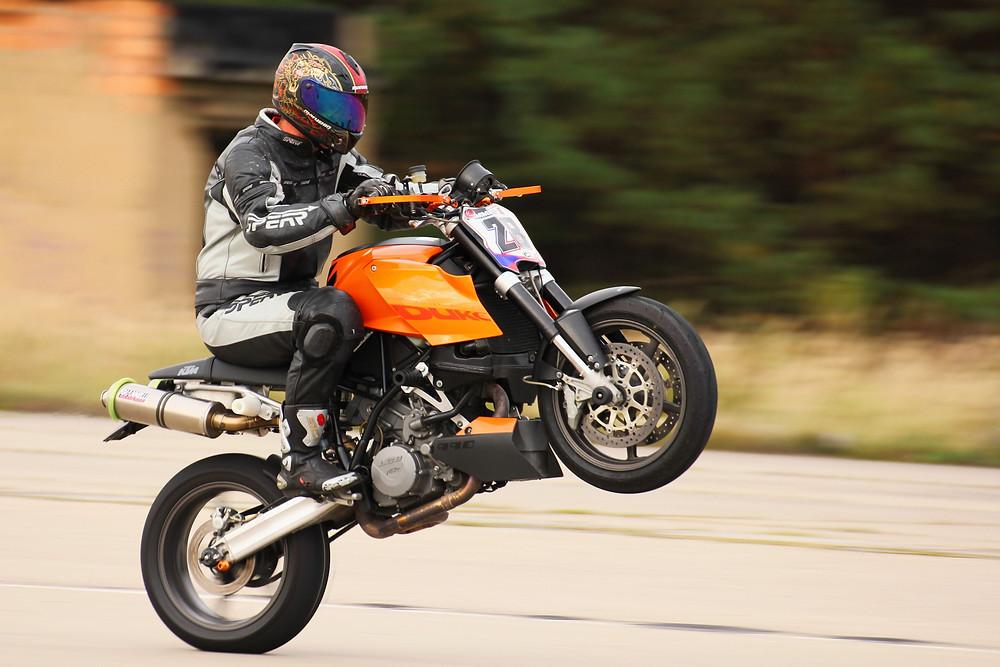 אופנוע, KTM 990, superduke