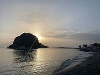 פולופונס, שקיעה, חוף ים
