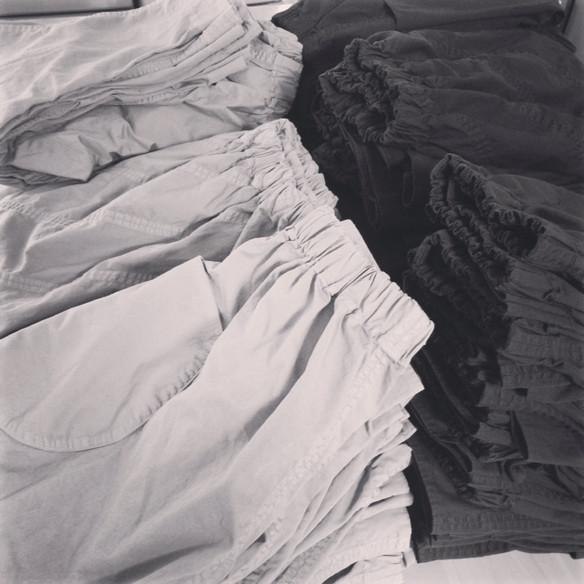 Garment dye