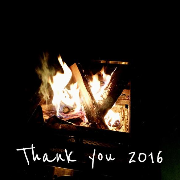 年末のごあいさつ