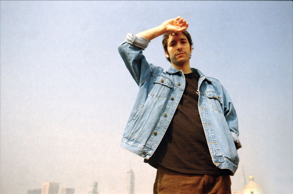 Music producer Nicola Cruz