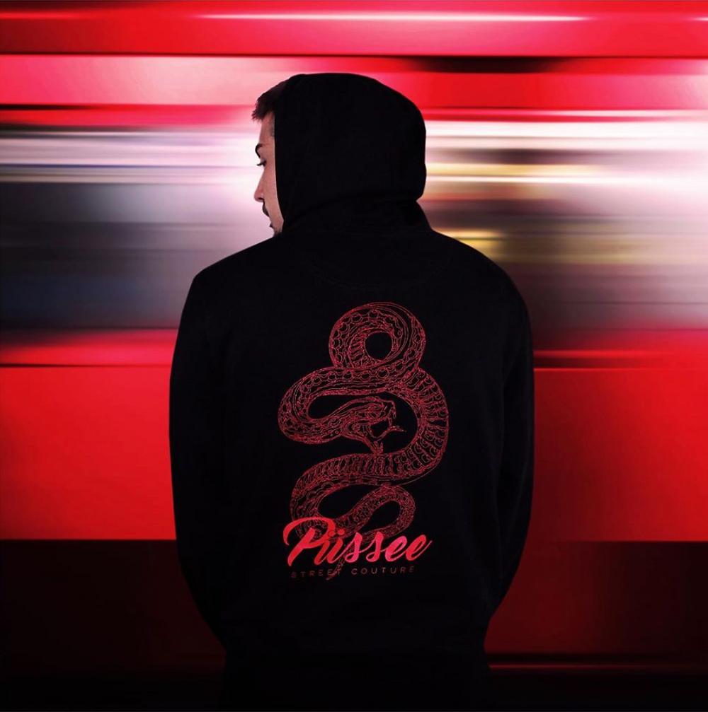 streetwear brand hoodie pussee