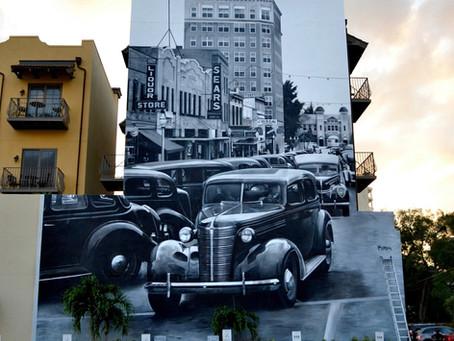 SÃO PAULO: CONCRETE AND KOBRA'S GRAFITTI