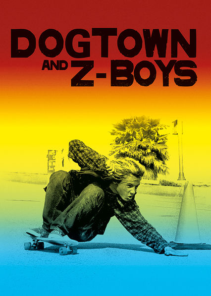 "Poster of the documentary ""dogtown and z-boys"""
