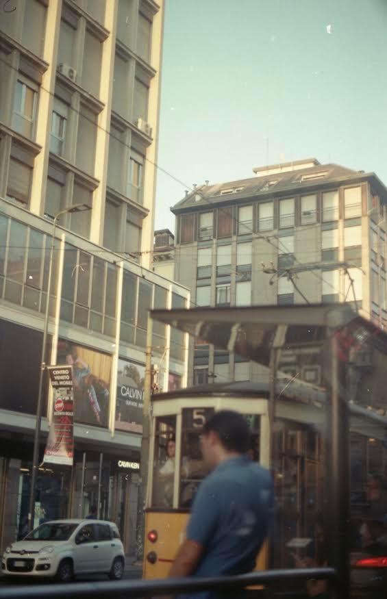 Photographer Laura Munari's shoot of citylife