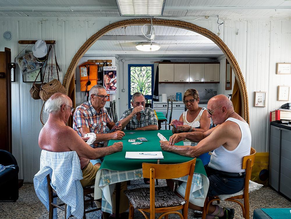 Photographers Pietro Baroni and Davide Bernardi's shot on their trip along via Aemilia